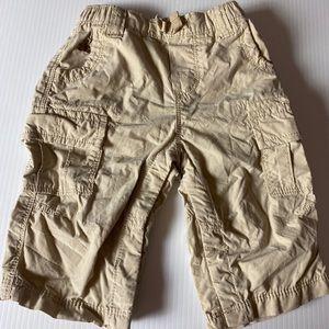 Baby Gap 3-6 months size 000 light cargo pants